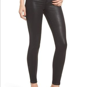 Never Worn Blanknyc black jean leggings
